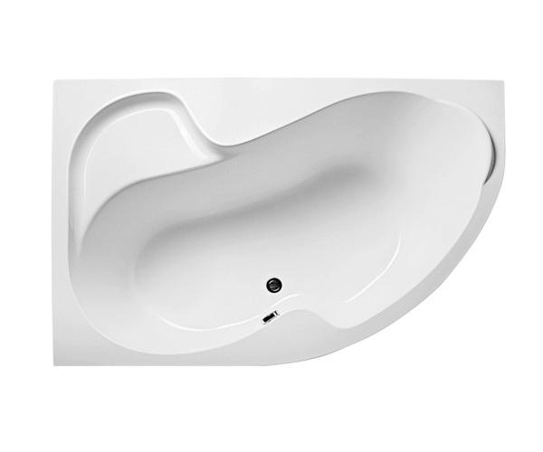 ванна акриловая 1MARKA AURA 150х105