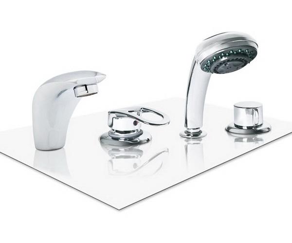 смеситель для ванны 1MARKA COBRA