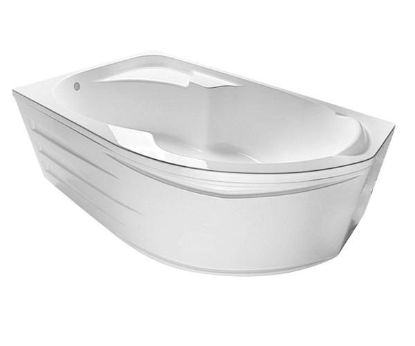 ванна акриловая 1MARKA DIANA 170х105