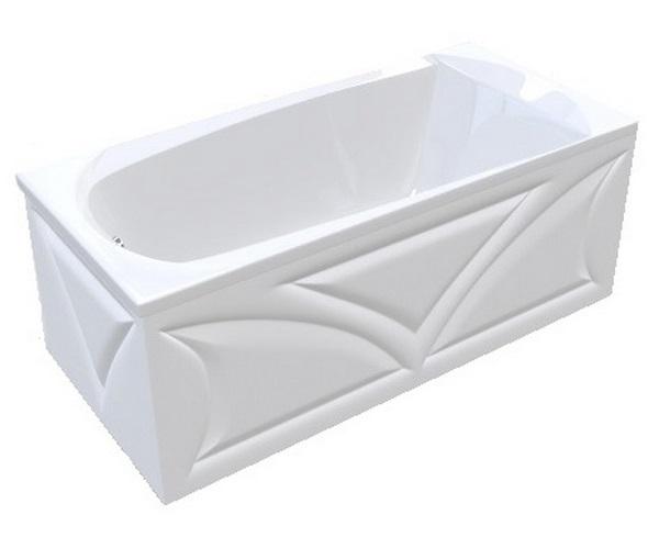 ванна акриловая 1MARKA ELEGANCE 130х70