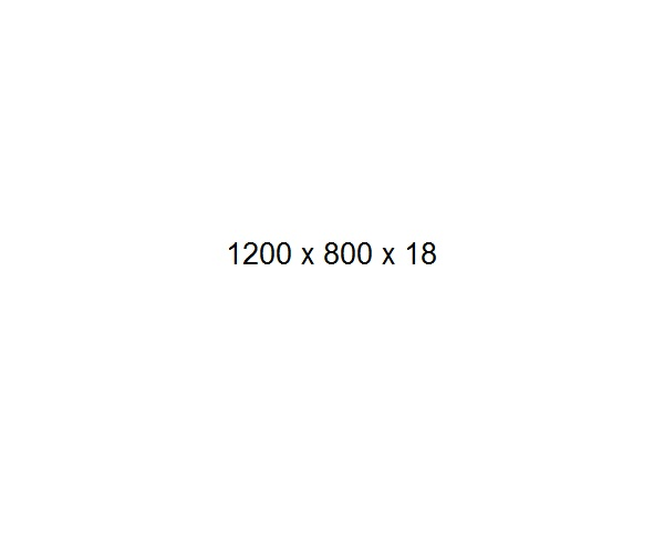 поддон акриловый 1MARKA FREYA 120х80