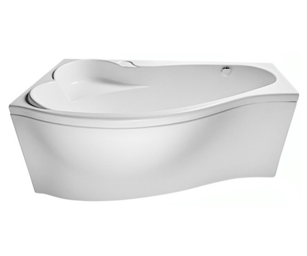 ванна акриловая 1MARKA GRACIA 160х95