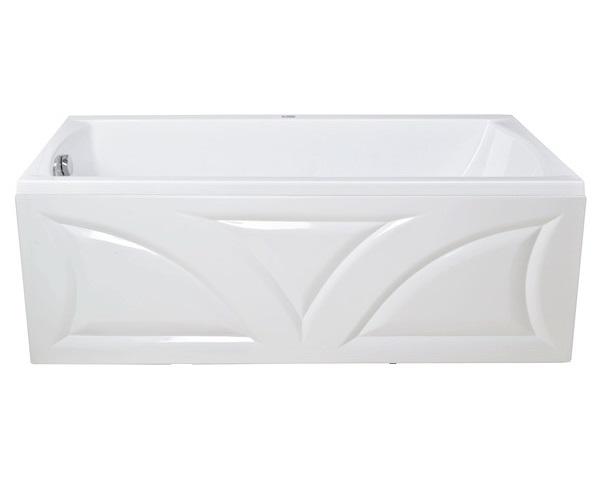 ванна акриловая 1MARKA MODERN 165х70