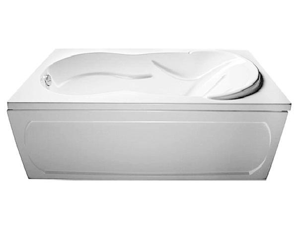ванна акриловая 1MARKA TAORMINA 180х90