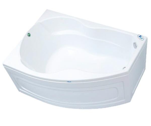 ванна акриловая SEVEN LUXE БЕРТА 150х105