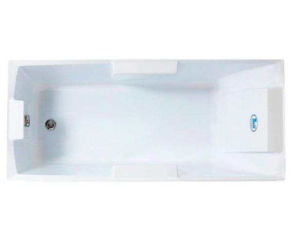 ванна акриловая SEVEN LUXE ГРЕТА 168х74