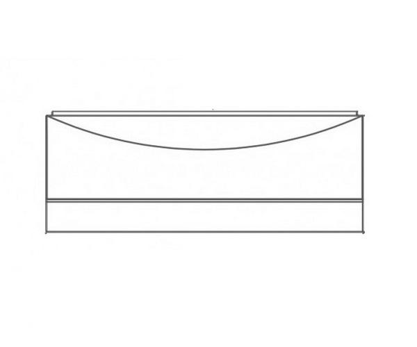 панель AKRILAN DEL ORO 160 фронтальная