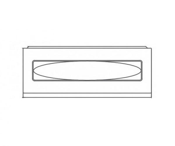 панель AKRILAN SEVILLA 150 фронтальная
