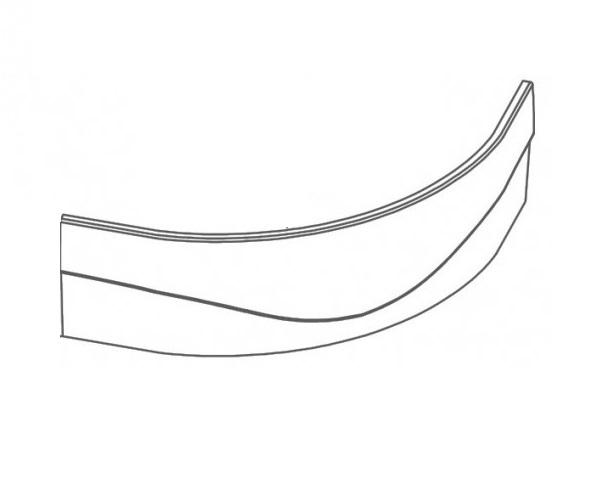 панель AKRILAN KARINA 150 фронтальная