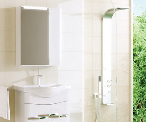 зеркало-шкаф ALAVANN LATTE 60