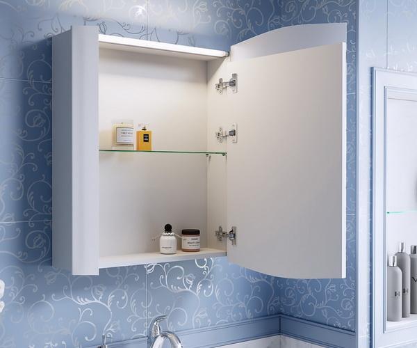 зеркало-шкаф ALAVANN SILVIA 60