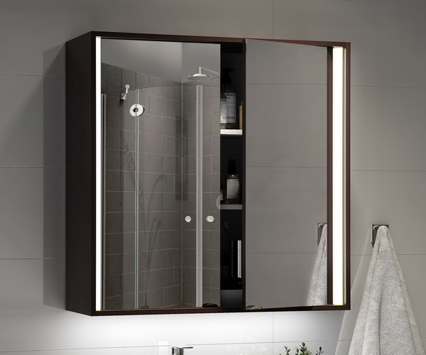 зеркало-шкаф ALAVANN VITA 80