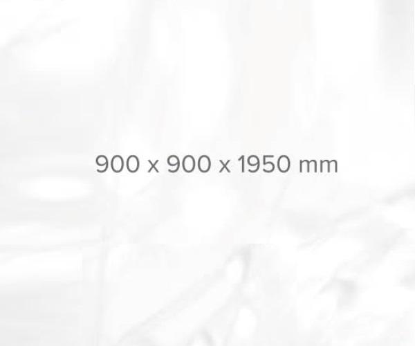 душевое ограждение ALVARO BANOS GRANADA 90