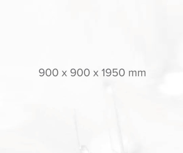 душевое ограждение ALVARO BANOS MALAGA 90
