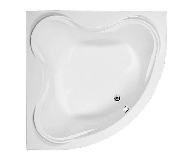 ванна акриловая AQUANET ARONA 150х150