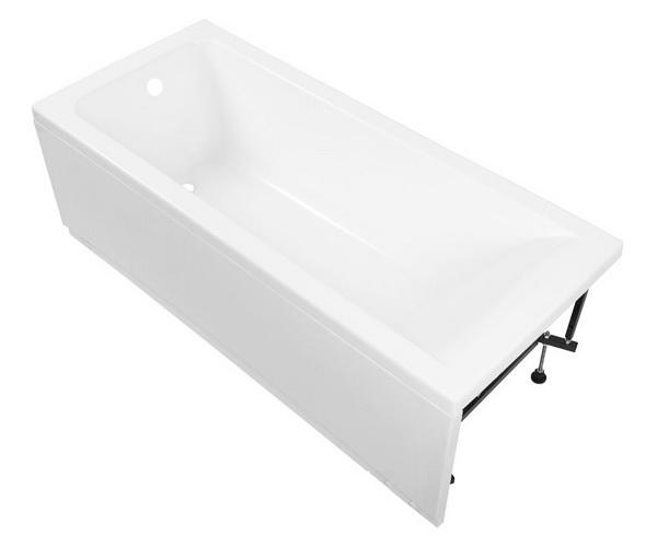 ванна акриловая AQUANET BRIGHT 175х75