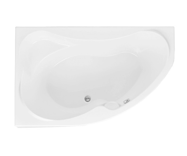 ванна акриловая AQUANET CAPRI 160х100