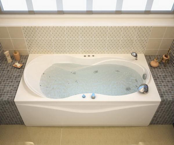 ванна акриловая AQUANET GRENADA 180х90
