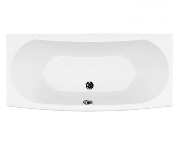 ванна акриловая AQUANET IZABELLA 160х75
