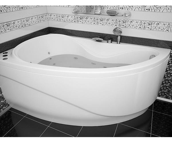 ванна акриловая AQUANET MALDIVA 150х90