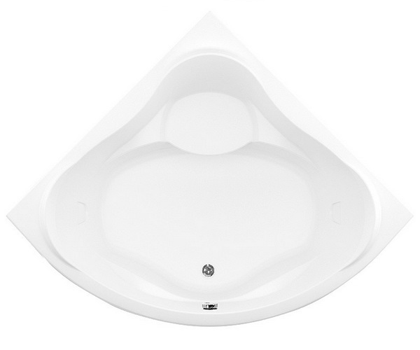 ванна акриловая AQUANET MALTA 150х150