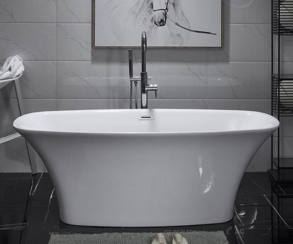 ванна акриловая AQUANET PLEASURE 170х78