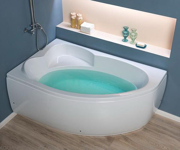 ванна акриловая AQUANET SAREZO 160х100