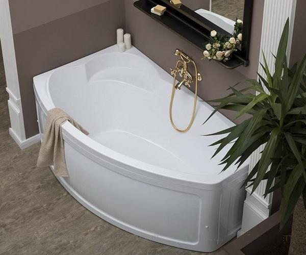 ванна акриловая AQUANET SOFIA 170х90