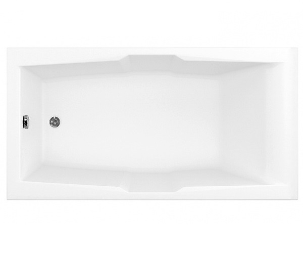 ванна акриловая AQUANET VEGA 190х100