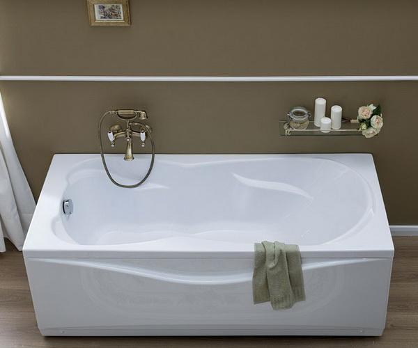 ванна акриловая AQUANET VIOLA 180х75