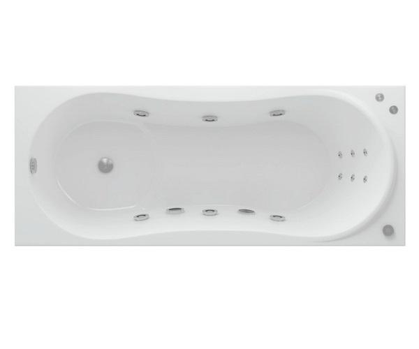 ванна акриловая AQUATEK АФРОДИТА 170х70