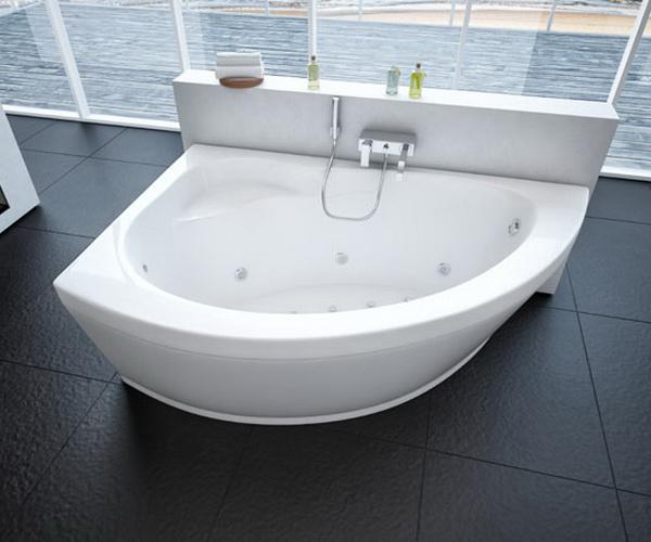 ванна акриловая AQUATEK АЯКС 170х110