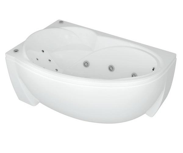 ванна акриловая AQUATEK БЕТТА 160х97