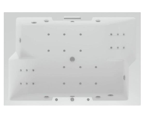 ванна акриловая AQUATEK ДОРАДО 190х130