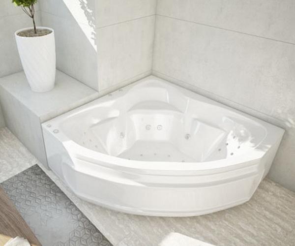 ванна акриловая AQUATEK СИРИУС 164х164