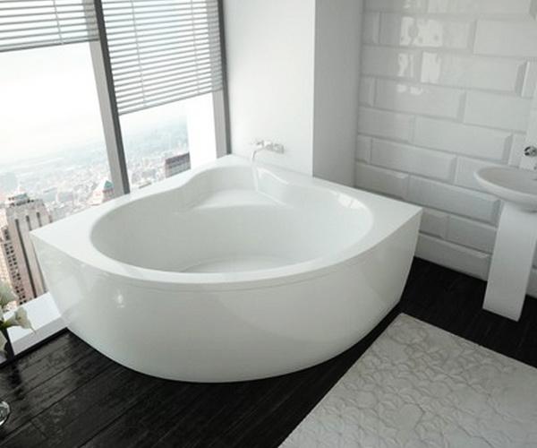 ванна акриловая AQUATEK УМА 145х145