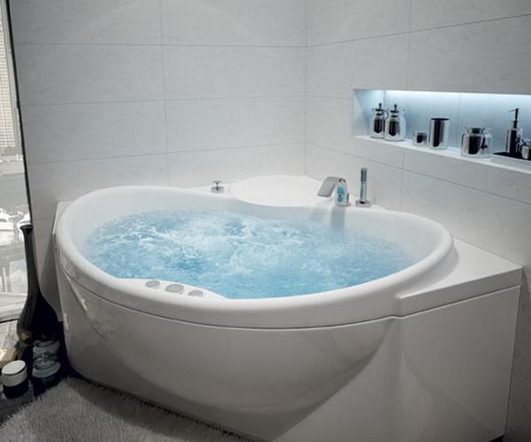 ванна акриловая AQUATEK ЭПСИЛОН 150х150