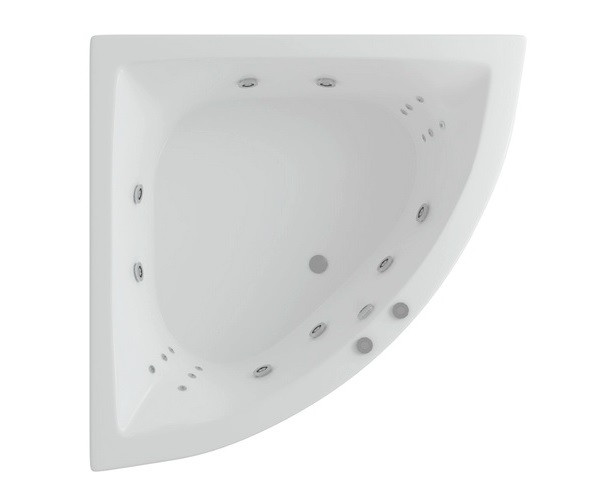 ванна акриловая AQUATEK ЮПИТЕР 150х150