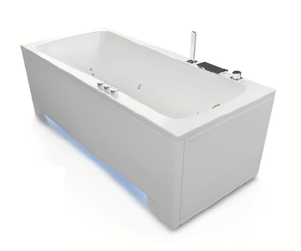 ванна акриловая AQUATIKA АВЕНТУРА 160х70