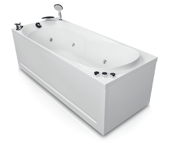 ванна акриловая AQUATIKA АСТРА 170х70