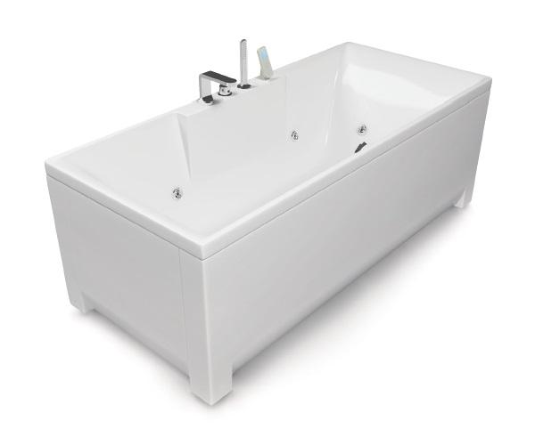 ванна акриловая AQUATIKA МИНИМА 180х80