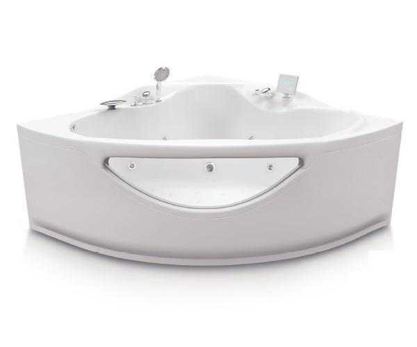 ванна акриловая AQUATIKA ПАНОРАМА 155х155