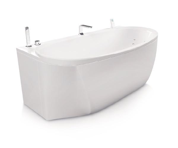 ванна акриловая AQUATIKA РЕНЕССАНС 170х80