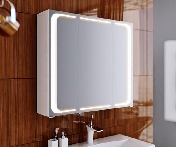 зеркало-шкаф AQWELLA MILAN 100