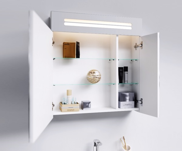 зеркало-шкаф AQWELLA NEO 60