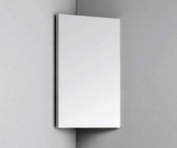 угловое зеркало-шкаф AQWELLA RIO 33