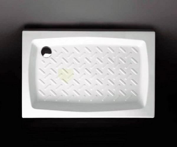 поддон керамический AXA PIATTO 100х80