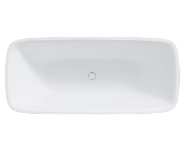 ванна из литьевого мрамора BALTECO DUNE 174х87