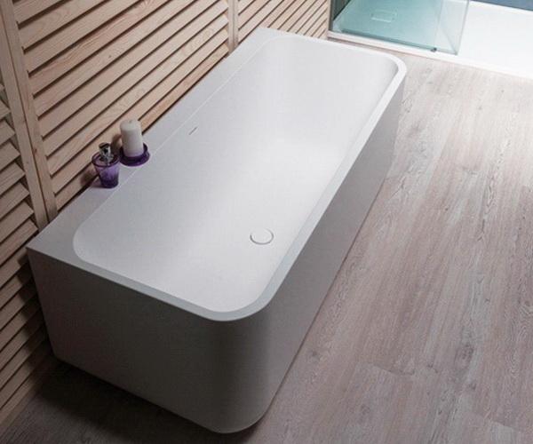 ванна из литьевого мрамора BALTECO GAMMA 160х71