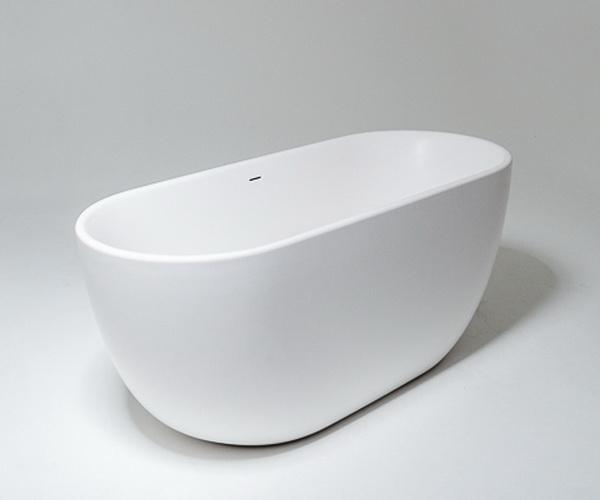 ванна из литьевого мрамора BALTECO HALO 170х72